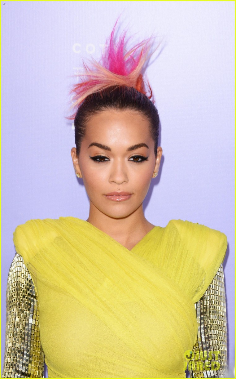 rita ora chanel iman fragrance foundation awards 244100518