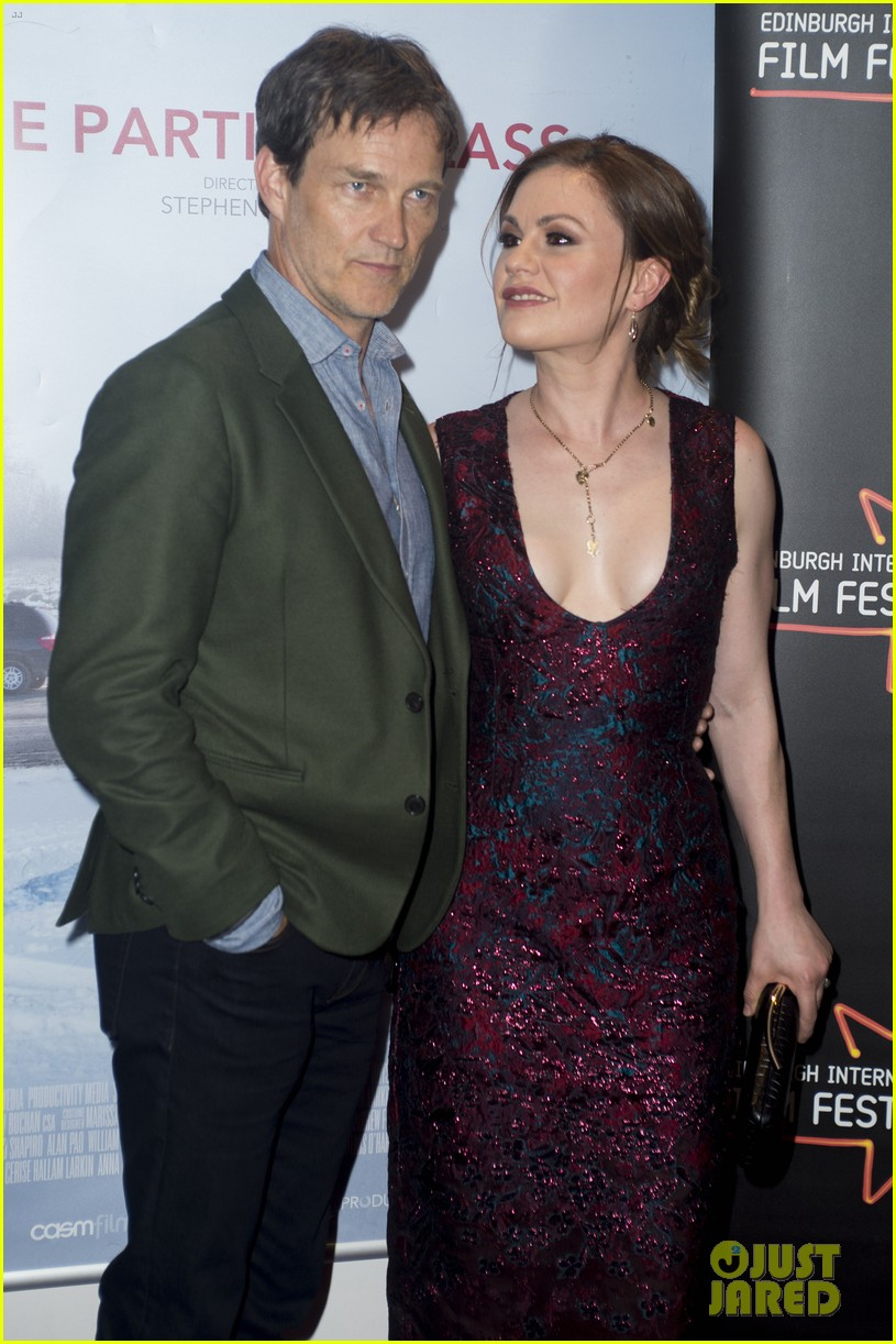 anna paquin stephen moyer the parting glass scotland 164107029