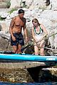 ellen pompeo chris ivery show off beach bodies in france 05