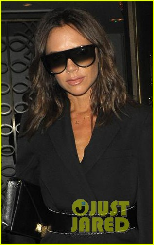 victoria beckham rocks sunglasses at night in london 044101163