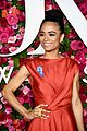 lauren ridloff condola rashad go glam in red for tony awards 2018 05