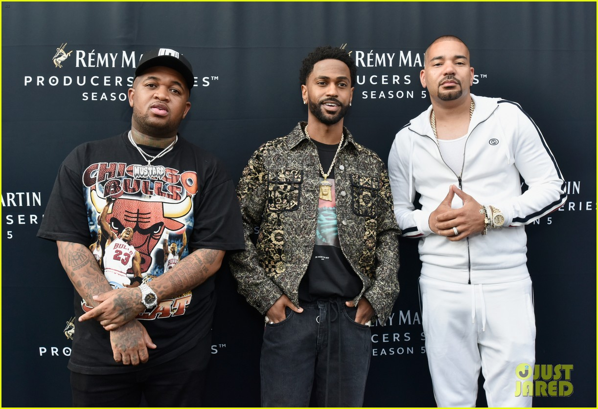 big sean helps kick off remy martins producers series season 5 024109123