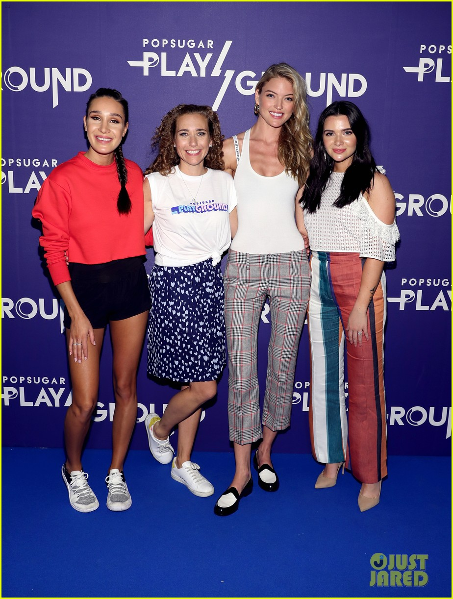 yara shahidi and katie stevens have a ball at popsugar event in nyc 294098402
