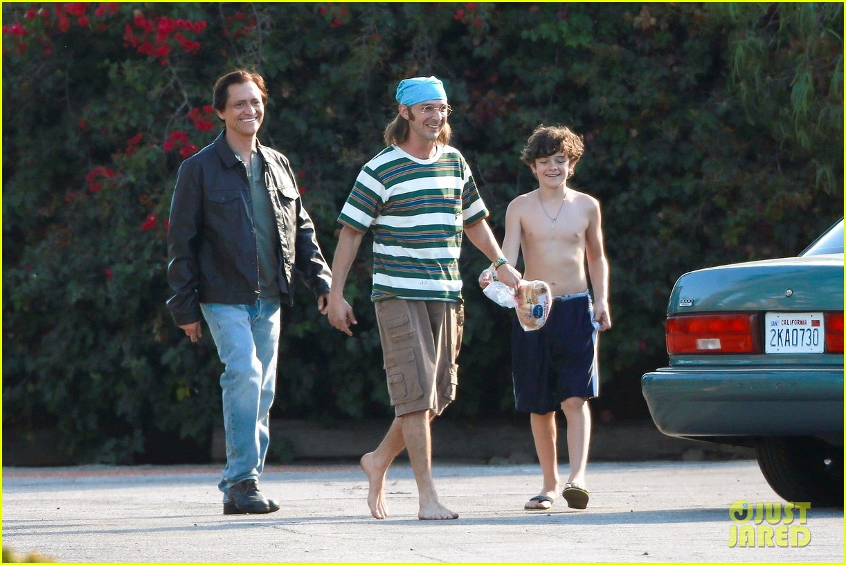 Shia Labeouf Films Movie About His Life With Noah Jupe Photo 4102598 Clifton Collins Jr Fka