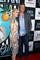 gwen stefani gets support from blake shelton at just a girl vegas opening 13