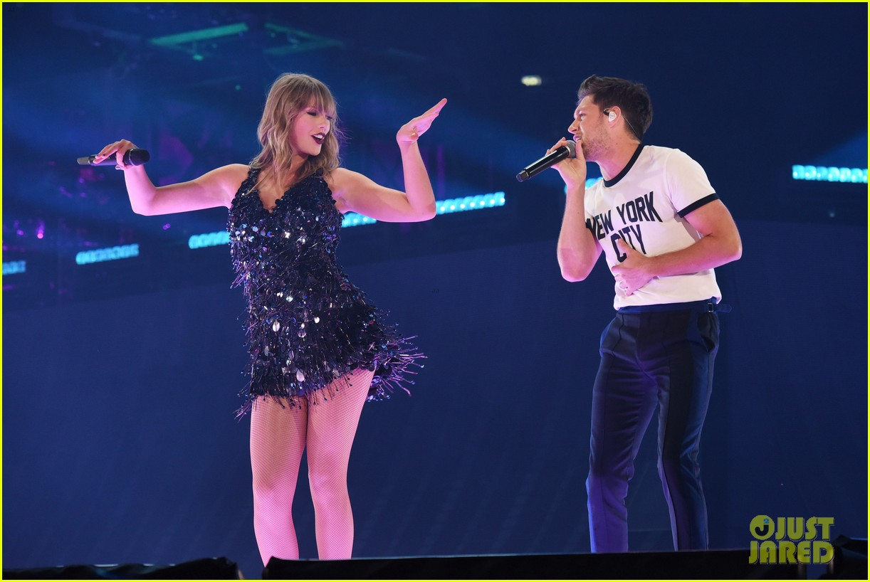 taylor swift niall horan reputation tour 014106333