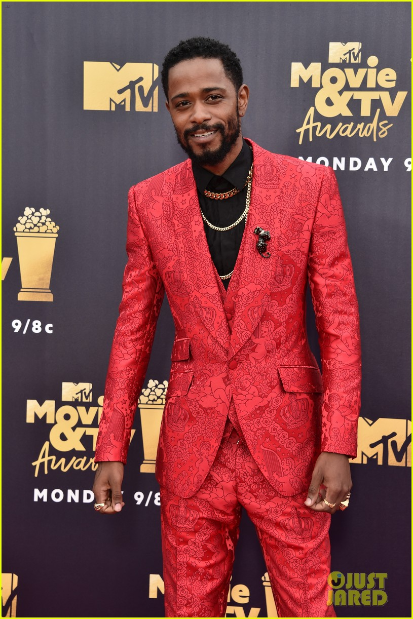 Watch What The Men Wore: 2019 MTV Movie Awards Red Carpet video