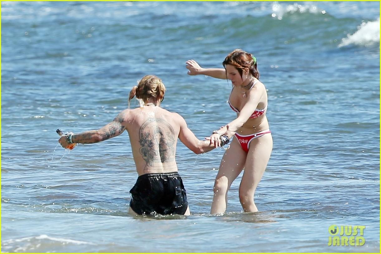 bella thorne mod sun bikini hawaii 044098240