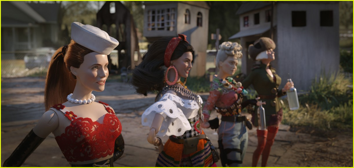 welcome to marwen trailer 054105099