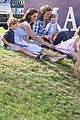 prince william plays polo family watches 15
