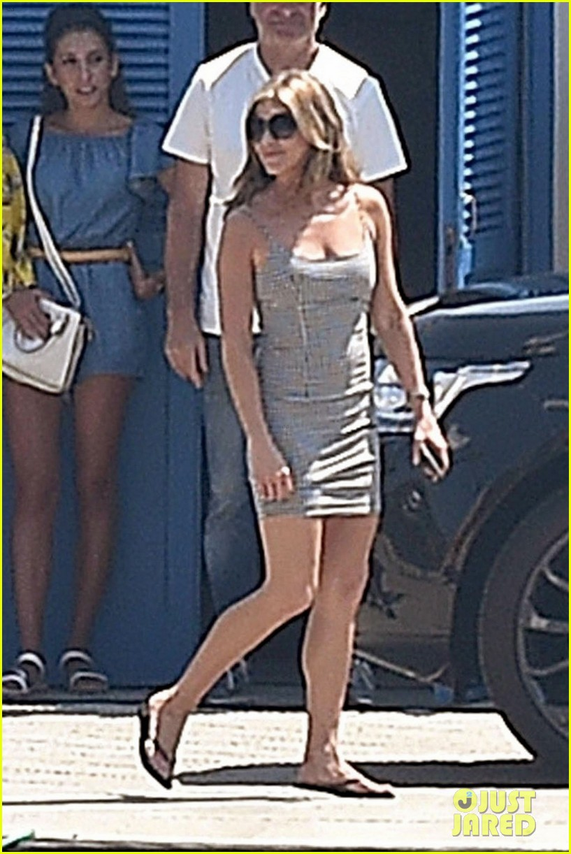 Jennifer Aniston, Luke...