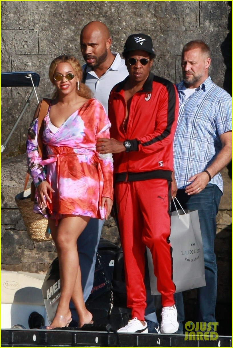beyonce jay z vacation in italy 014111605