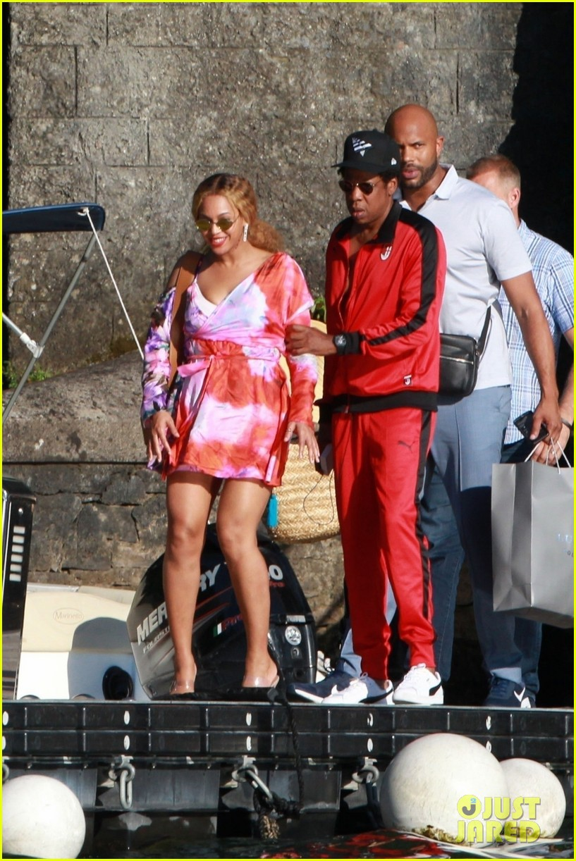 beyonce jay z vacation in italy 034111607