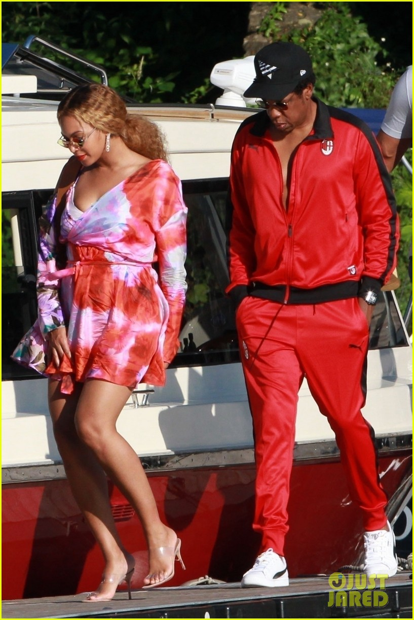 beyonce jay z vacation in italy 054111609