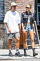 justin bieber hailey baldwin brunch nyc 25