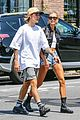justin bieber hailey baldwin brunch nyc 29