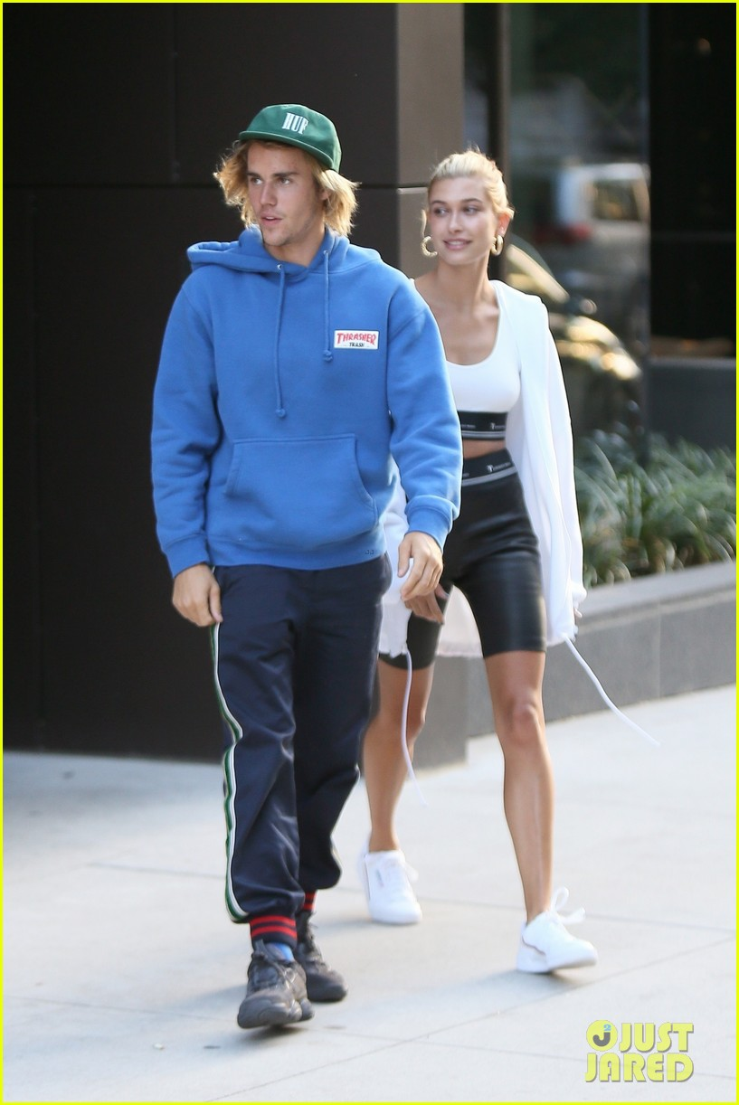 justin bieber hailey baldwin dinner new york 184113779