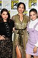 charmed sarah jeffery melonie diaz comic con 14