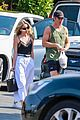 chris pine annabelle wallis los feliz july 2018 01