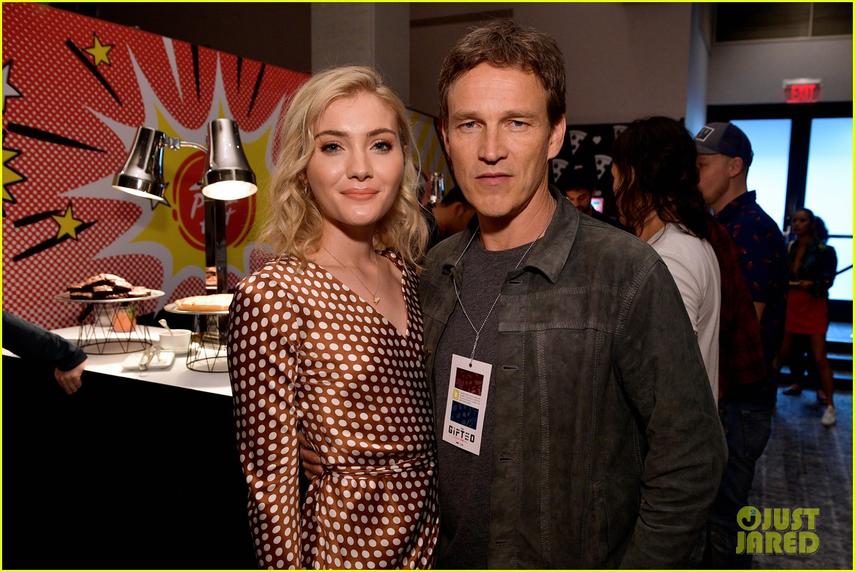 jamie chung skyler samuels stephen moyer bring the gifted to comic con 014118437