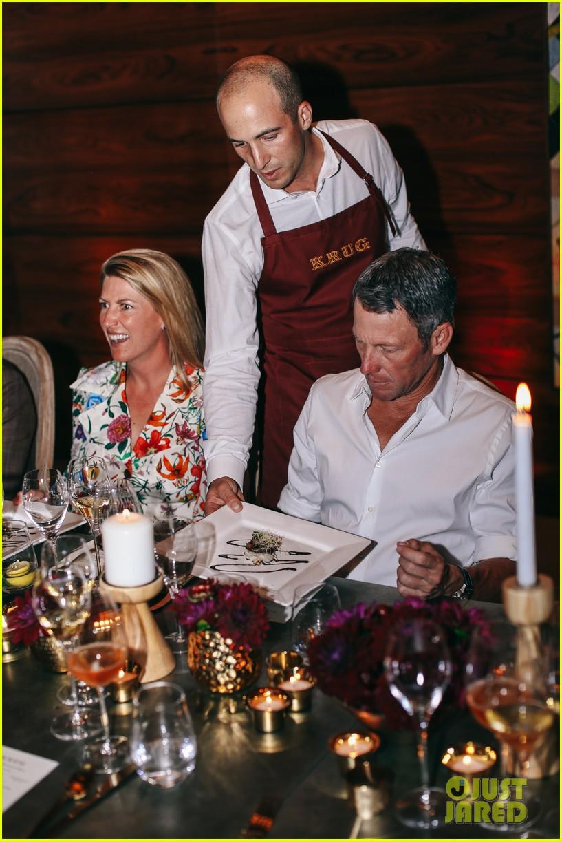 darren criss hosts intimate dinner party in aspen 134114612