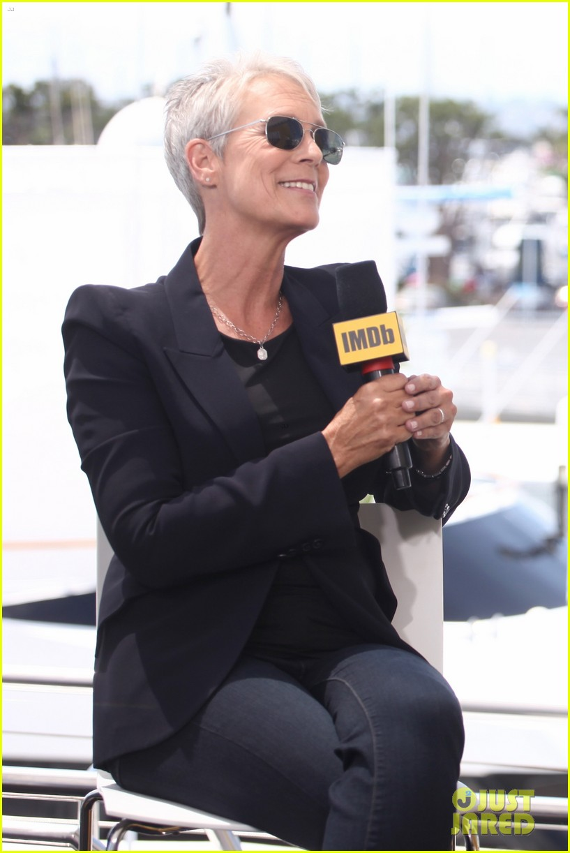 jamie lee curtis comic con 014118002