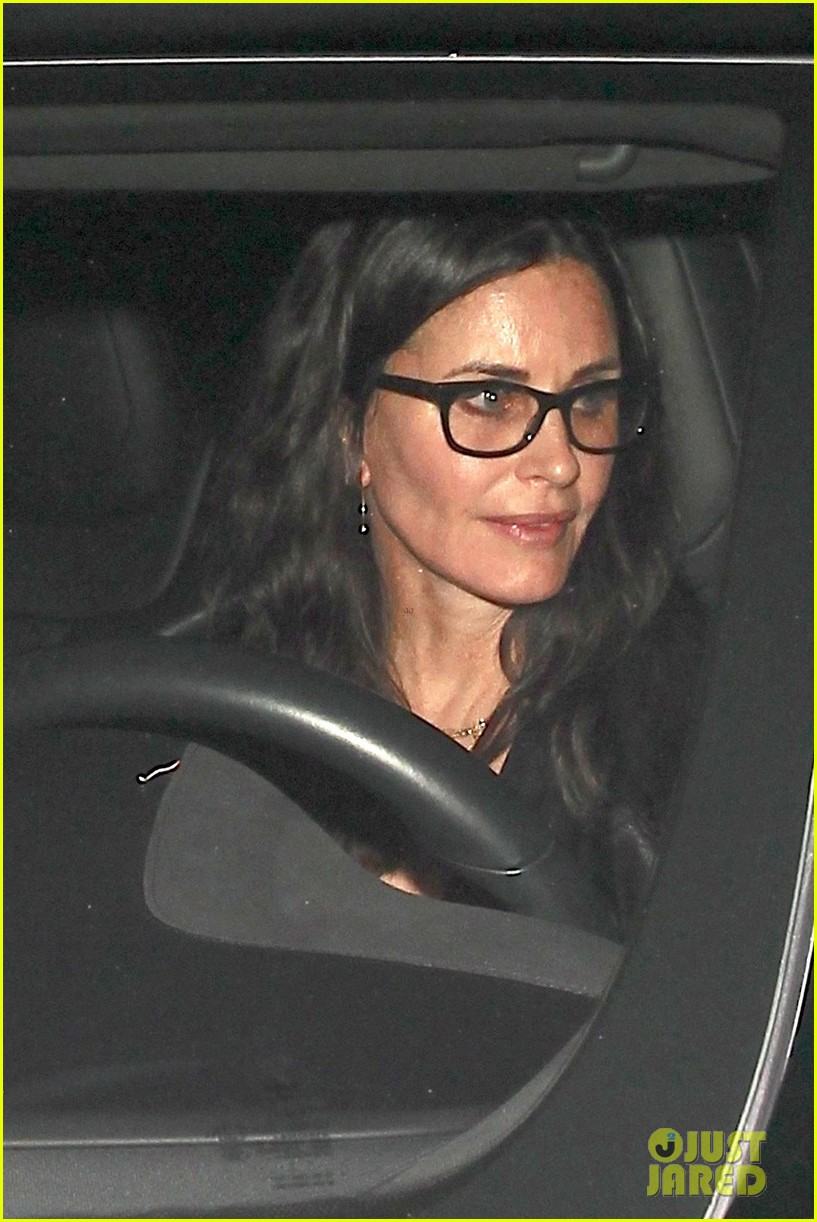 leonardo dicaprio and courteney cox party in malibu during fourth of july week 024110666
