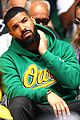 drake cheers on his ex serena williams at wimbledon 05