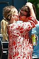 pregnant hilary duff matthew koma lock lips in la 01