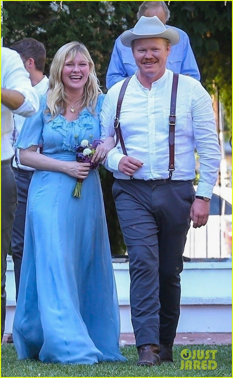 kirsten dunst and jesse plemons attend their first event since having their baby 014115605