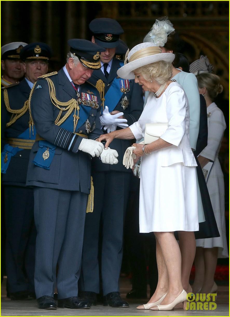 royal family royal airforce birthday 134112260