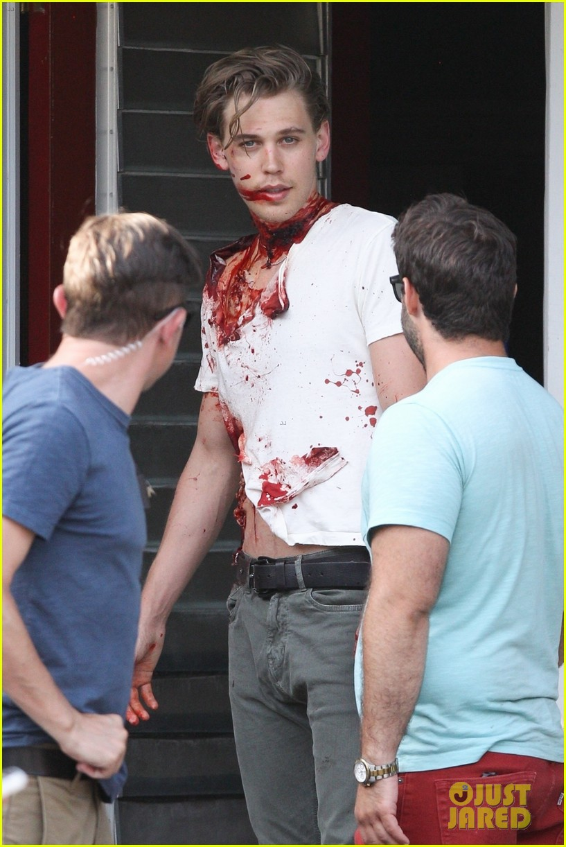 selena gomez austin butler zombie movie 404113872