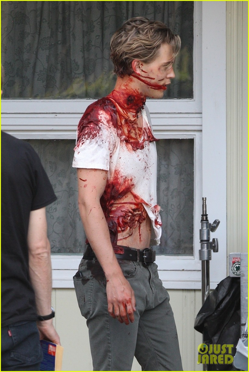 selena gomez austin butler zombie movie 434113875