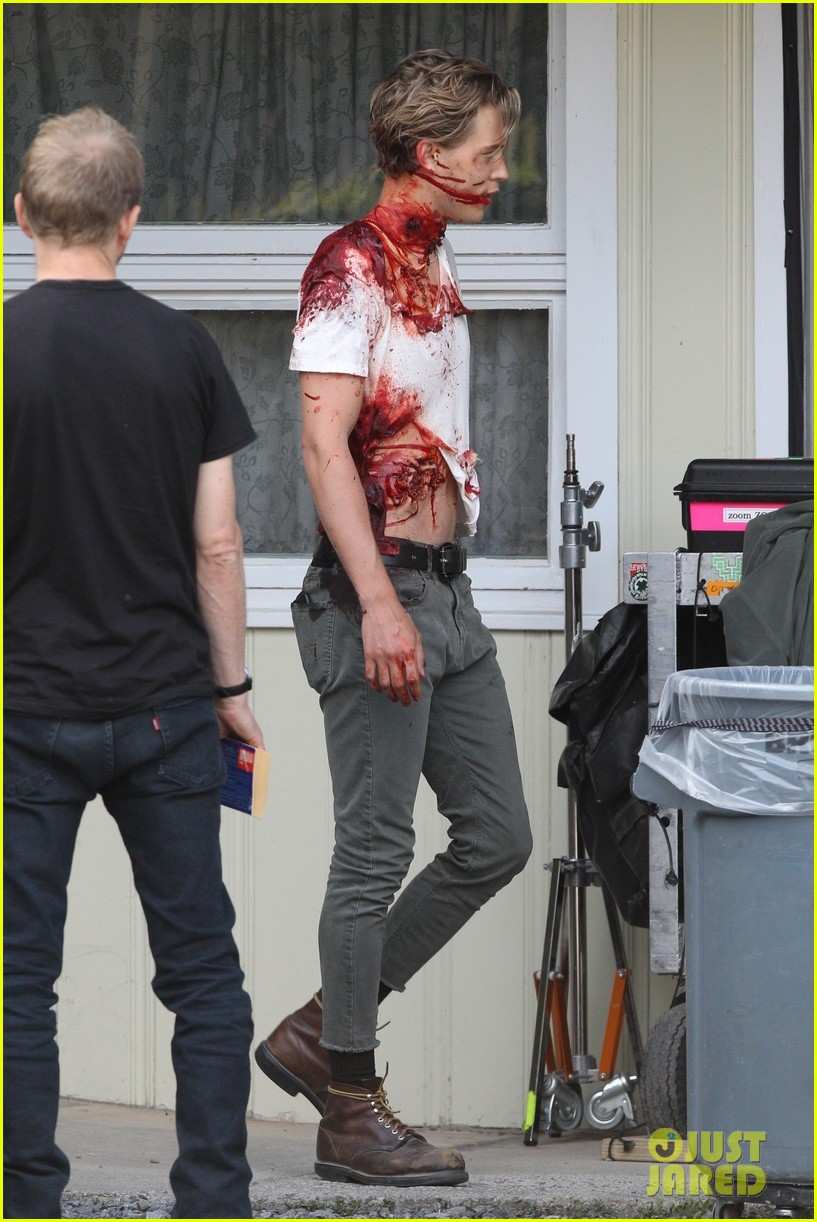 selena gomez austin butler zombie movie 454113877