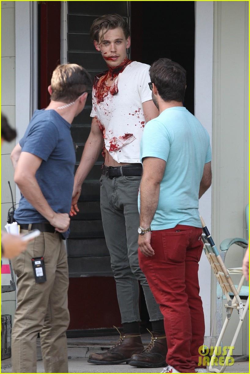 selena gomez austin butler zombie movie 464113878