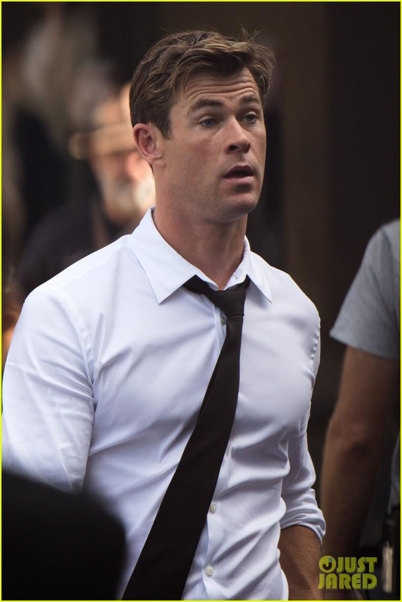 Chris Hemsworth Men In Black