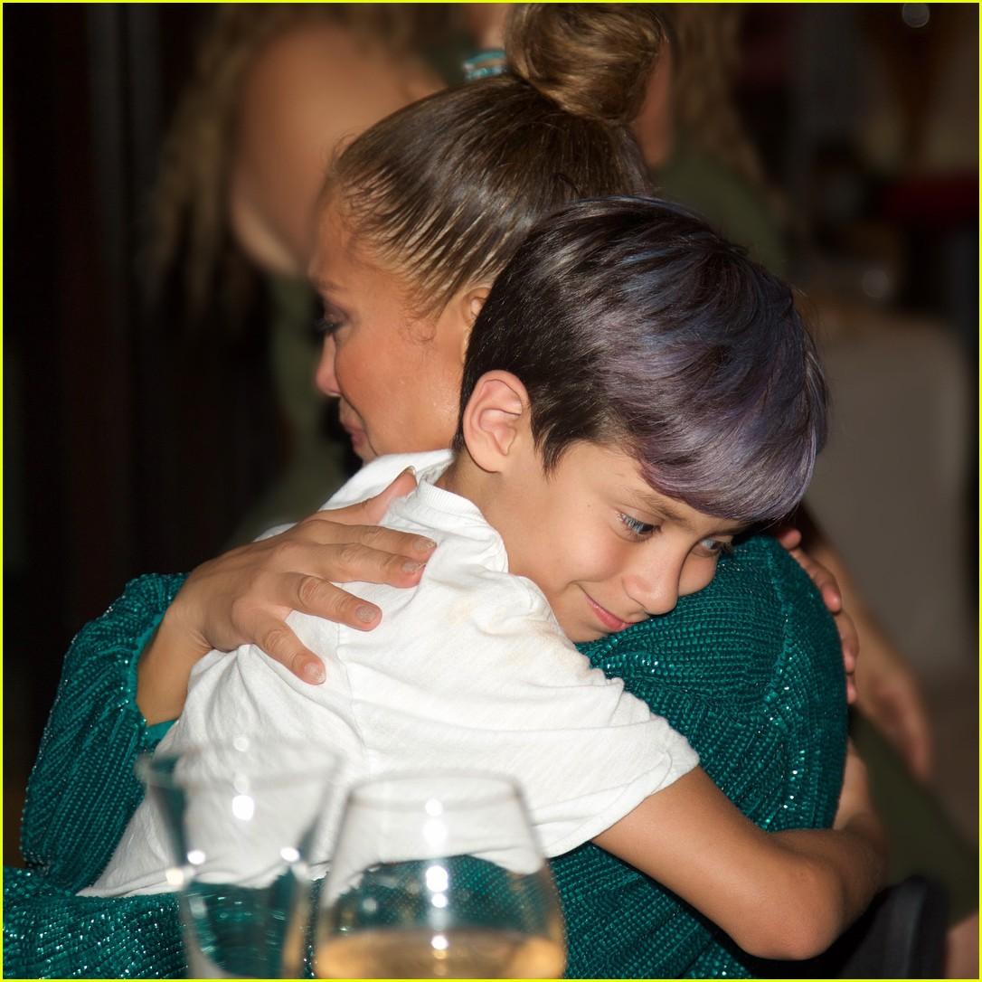 Jennifer Lopez Celebrates 49th Birthday With Boyfriend