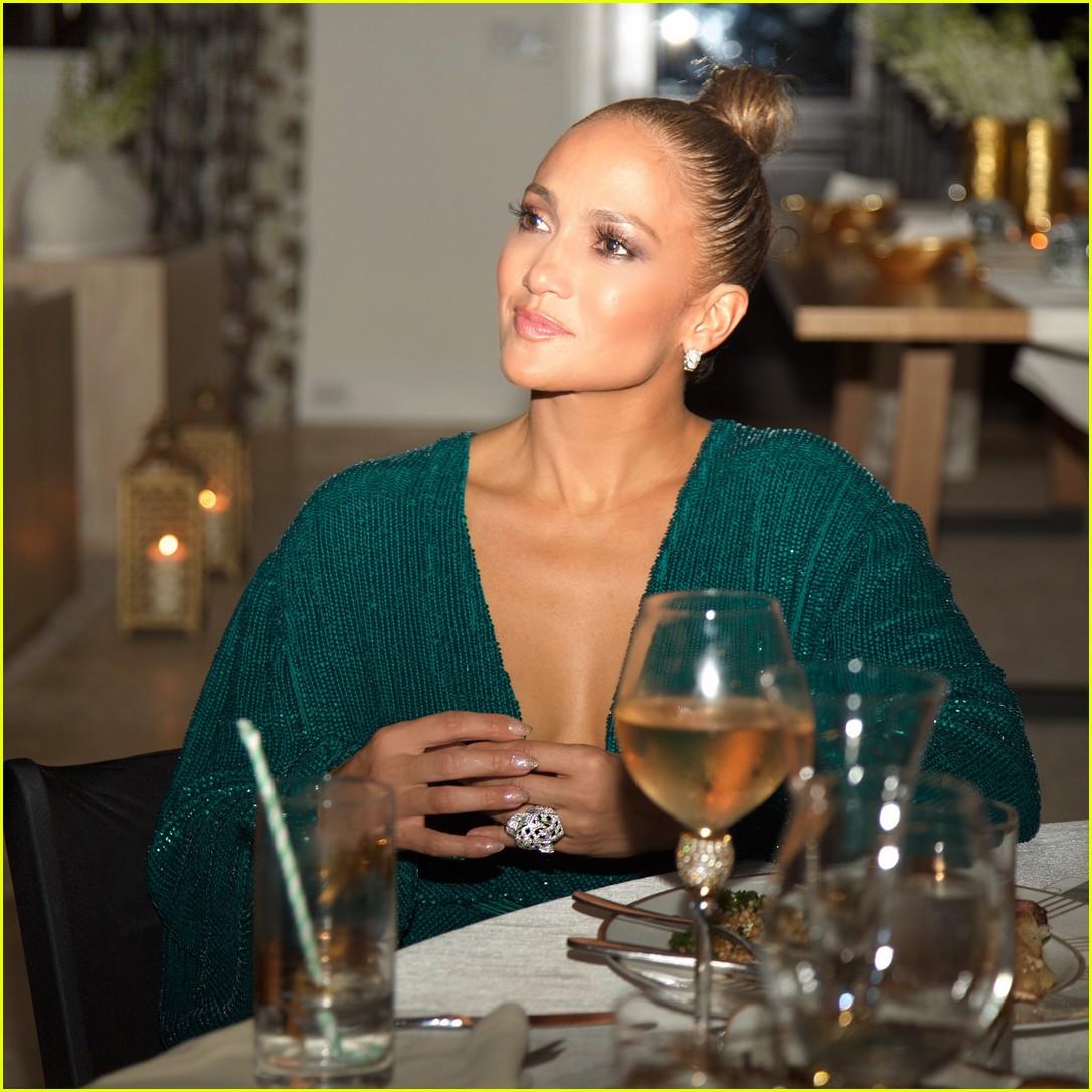 Jennifer Lopez Celebrates 49th Birthday With Boyfriend ...