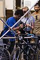 joe jonas sophie turner bike ride 17