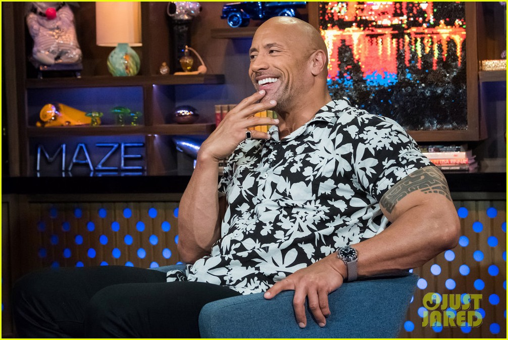 dwayne johnson on relationship with tyrese gibson we havent talked 024114080