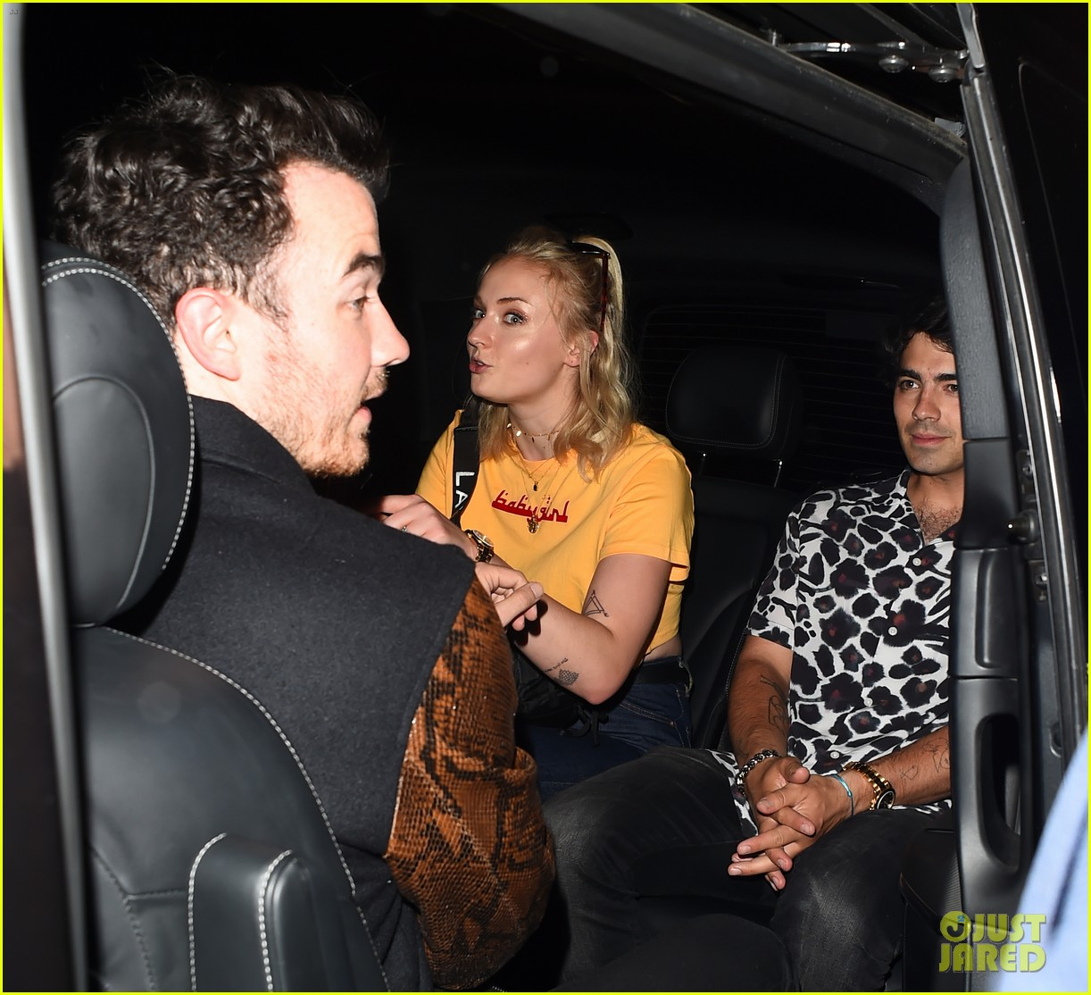Nick Amp Joe Jonas Double Date With Priyanka Chopra Amp Sophie
