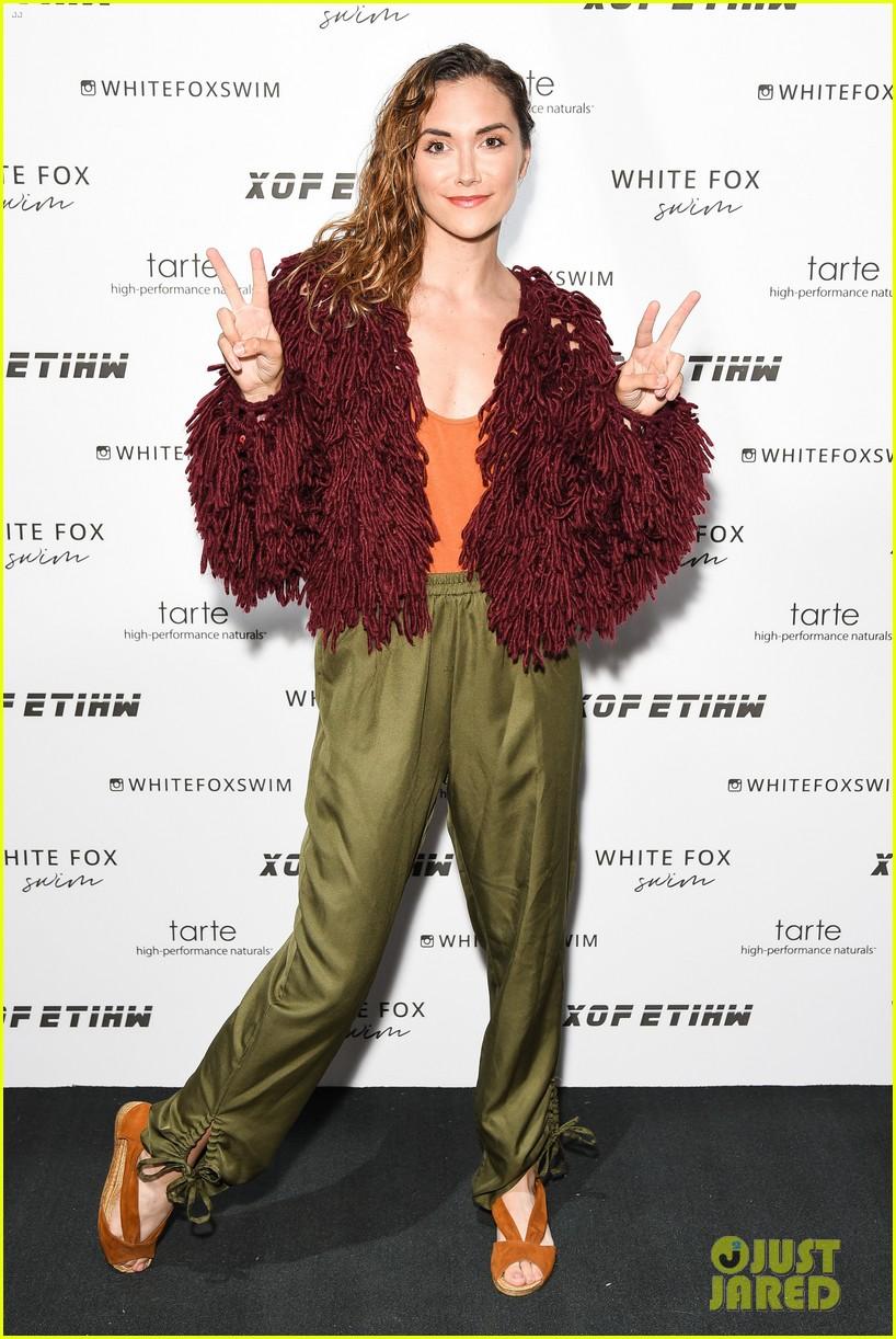 kourtney kardashian steps out solo for white fox boutique swimwear launch 024121610