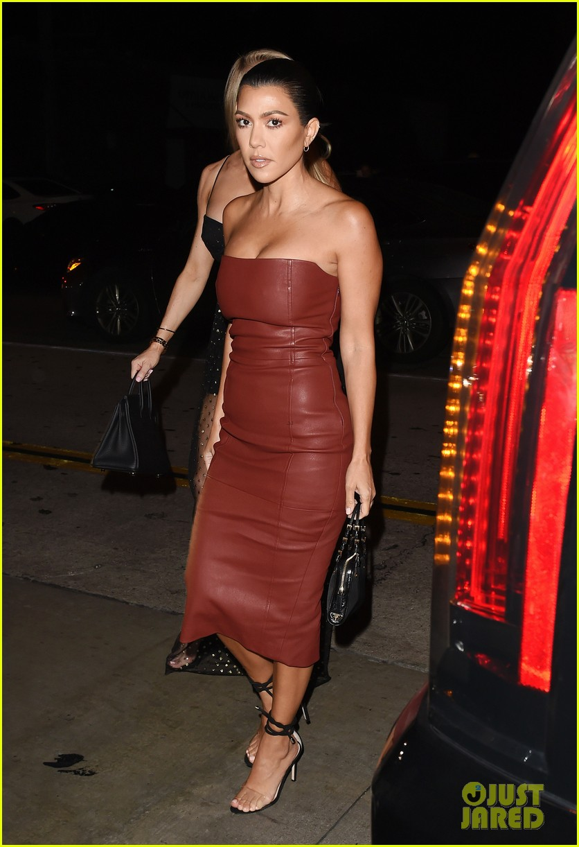 kourtney kardashian steps out solo for white fox boutique swimwear launch 034121611