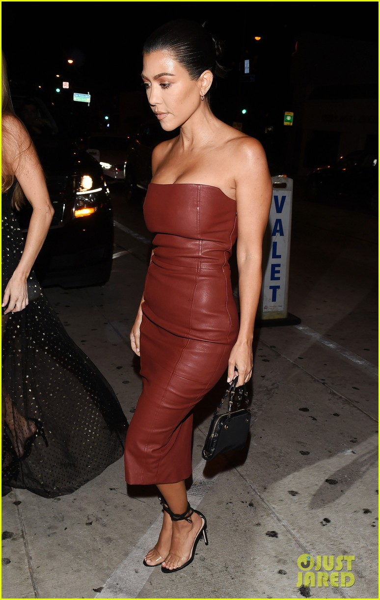 kourtney kardashian steps out solo for white fox boutique swimwear launch 164121624