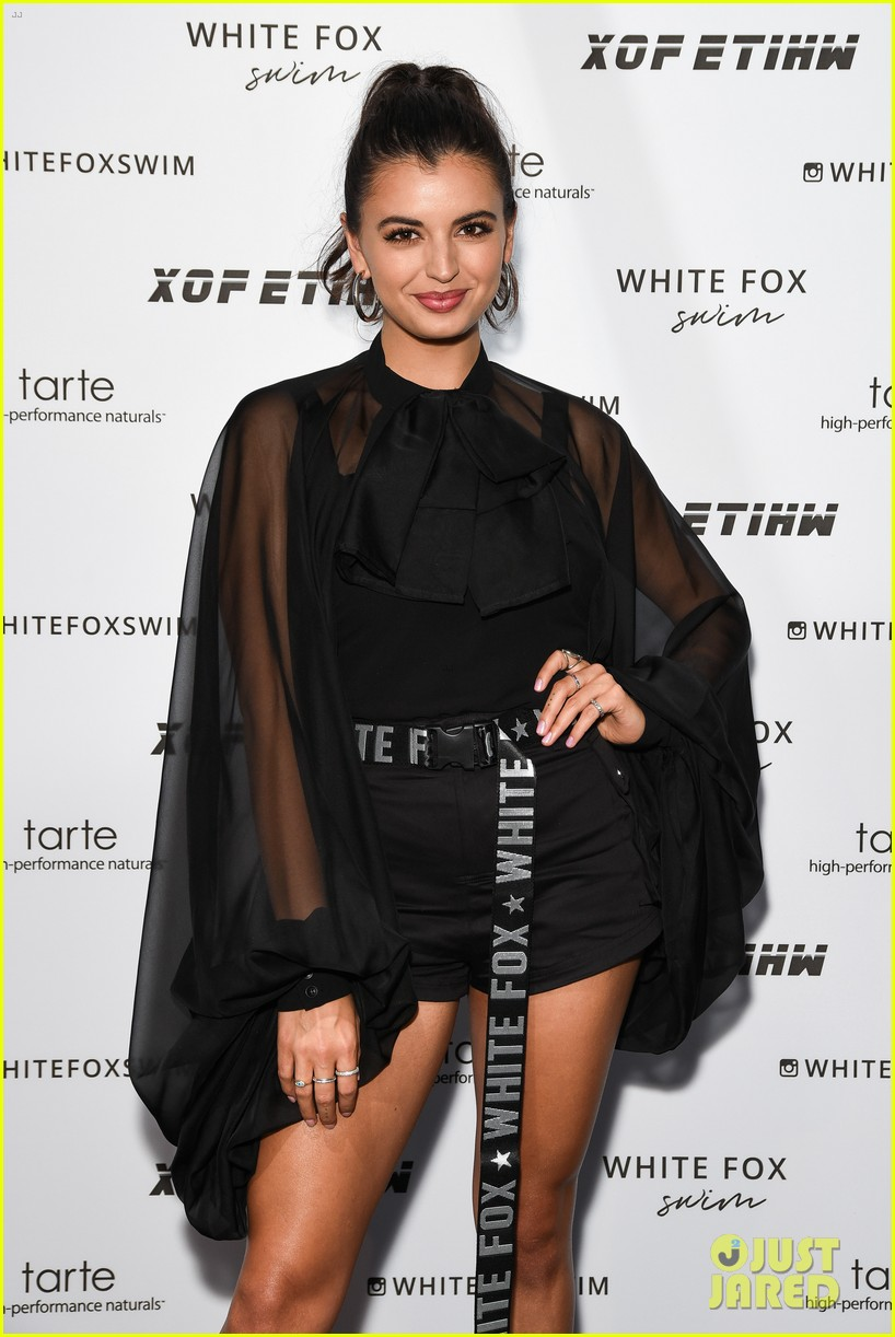 kourtney kardashian steps out solo for white fox boutique swimwear launch 274121635