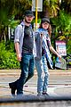 anna kendrick ben richardson hold hands in miami 01