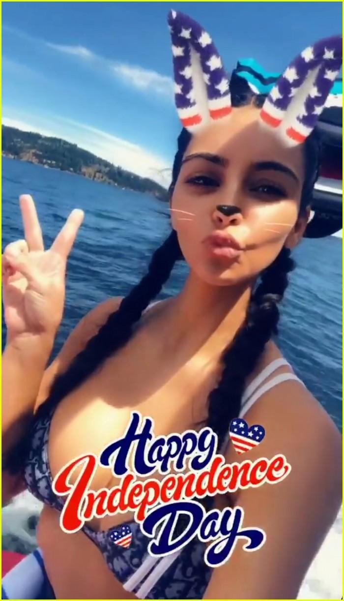 kim kardashian july 4 wakeboarding 024110854