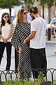 heidi klum tom kaulitz pick up her daughter from camp 13