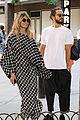 heidi klum tom kaulitz pick up her daughter from camp 17