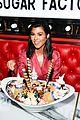 kourtney kardashian goes pretty in pink for sugar factory atlantic city 05
